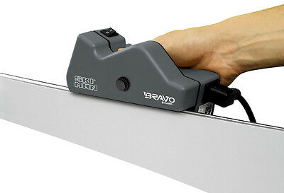 Skiman Bravo Sharp Electric Ski & Board Edge Sharpener - Free Wax Kit Included