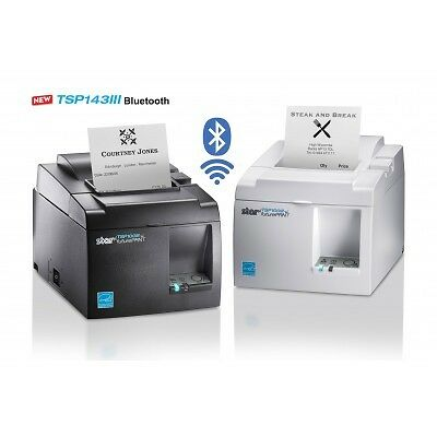 Star Tsp143Iiibi Bluetooth Receipt Printer