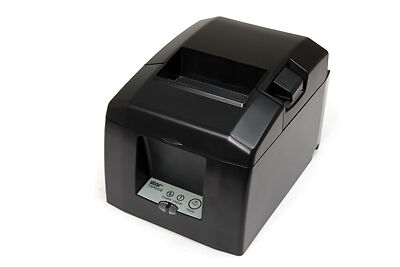 Star TSP654II Ethernet Printer with Autocutter inc Power Supply Thermal Printer
