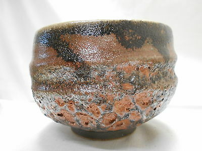 Japanese Tea Ceremony Pottery Bowl Chanoyu Traditional Vintage  #118