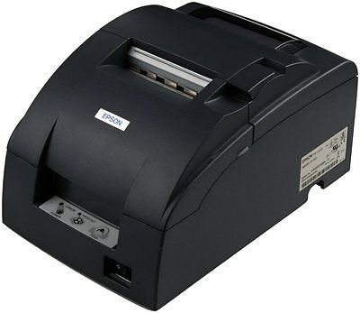 Epson TM-U220 Impact / Dot Matrix Receipt Printer Auto Cut Ethernet