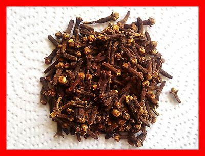 75 gr ESPECIAS/SPICES/SEASONING - CLAVOS / CLOVES
