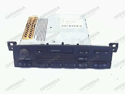 BMW 3er E46 Touring Business Radio Kassette Original! Neu! 65126902659