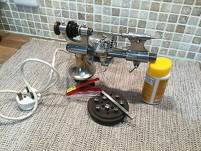 watchmakers' lathe     Relisted due to non-payment