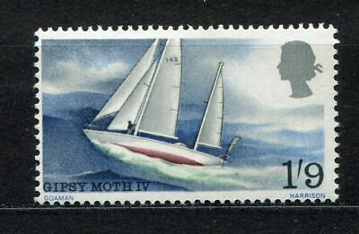 s2583) UK GREAT BRITAIN 1967 MNH**  Sir Francis Chichester 1v Yacht