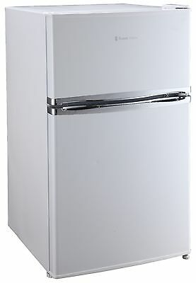 Russell Hobbs RHUCFF50W 50cm Wide White Under Counter Fridge Freezer + Warranty