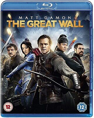 The Great Wall (with Digital Download) [Blu-ray]
