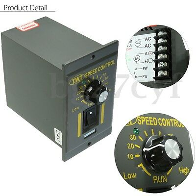 Electric Motor Speed Control Controller Switch DC-51 220V DC 24V Output Motors