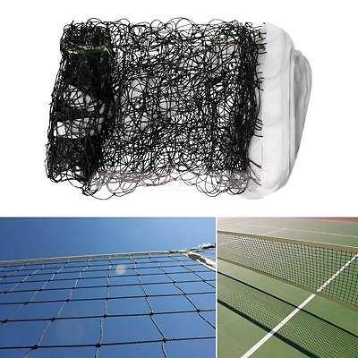 Foldable Standard Size Volleyball Net Beach Outdoor Indoor Mesh with Pouch