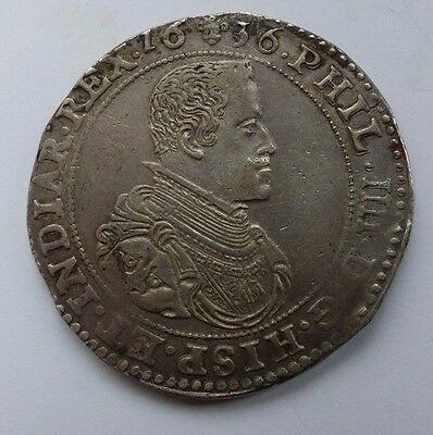 1636 DUCANTON SPANISH NETHERLANDS minmark BETWEEN DATE, EF for ISSUE