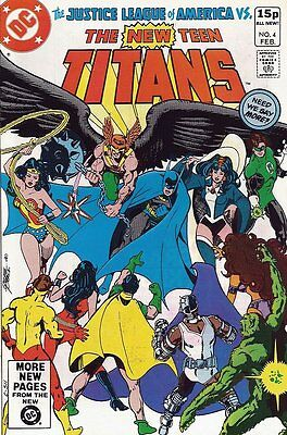 New Teen Titans (Vol 1) (Tales of from #41) #   4 FN- (Fine Minus-) Price VARIAN