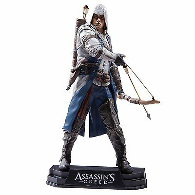 Mcfarlane Color Tops - Assassins Creed Movie - Connor Action Figure