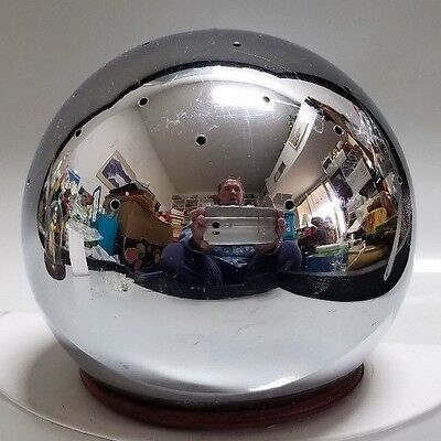 Vintage Chase Art Deco Chrome Hors D'oeuvre Ball - 1930's