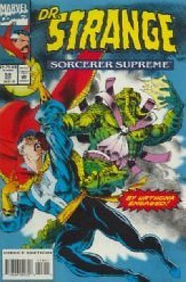 Doctor Strange (Vol 3) Sorcerer Supreme #  58 Near Mint (NM) Marvel Comics MODER