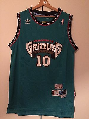 Canotta nba basket maglia Mike Bibby jersey Vancouver Grizzlies New S/M/L/XL/XXL