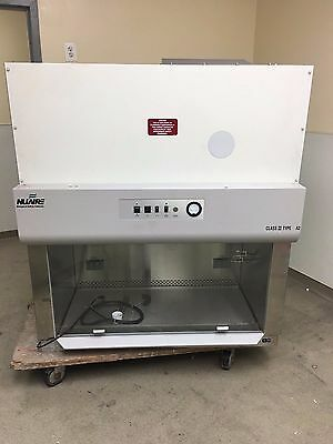 Nuaire Biological Safety Cabinet Class II Type A2