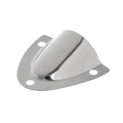 Stainless Steel 316 Midget Clam Shell Wire Cable Vent Cover for Boat Marine