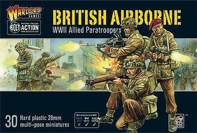 Warlord Games: Bolt Action: WW2: British: Paratroopers (Plastic)