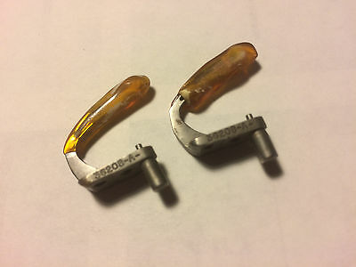 (2) new genuine UNION SPECIAL 36208-A loopers for 36200 sewing machine