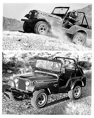 1972 Jeep Renegade Factory Photo uc0508
