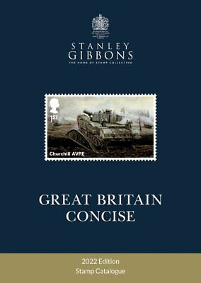 NEW GB Concise Stamp Catalogue 2017 pre-order - publication date July 14th 2017