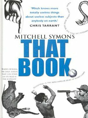 That book by Mitchell Symons (Hardback)