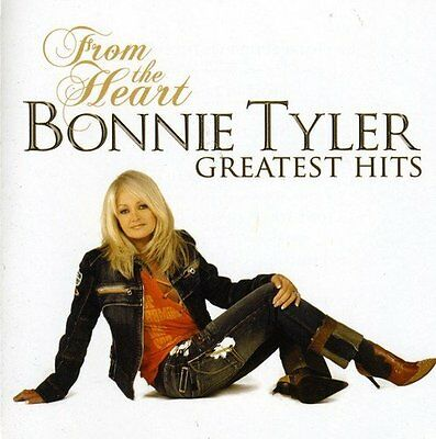 Bonnie Tyler - From The Heart: Greatest Hits [CD]