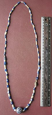 Authentic Ancient Artifact > Viking Bead Necklace VK 83