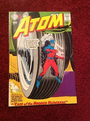 The Atom #17 (1965 DC Comics) Highbrow Dillonappearance Silver Age CGC READY!