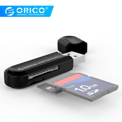 ORICO USB 3.0 Memory Card Reader Adapter for T-Flash Card Phone Tablet PC