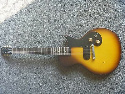 1960 Gibson Melody Maker 56 y/o Vintage Player All Original Oh How Sweet It Is