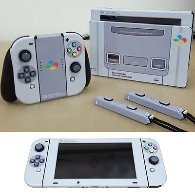 Premium Skin Sticker For Nintendo Switch Wrap POP SKIN Super Famicom Edition