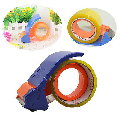 """2"""" Inch Portable Tape Dispenser Packing Packaging Sealing Cutter TapeCutter  m"""