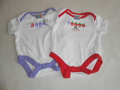 Baby Girls Clothes Newborn - Cute Vest Tops Bodysuits  -We Combine Postage
