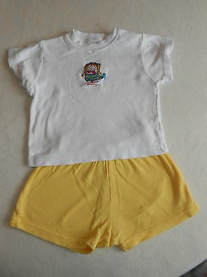 Baby Girls Clothes 6-9 Months-Cute Summer Pyjamas Combine Postage & Save