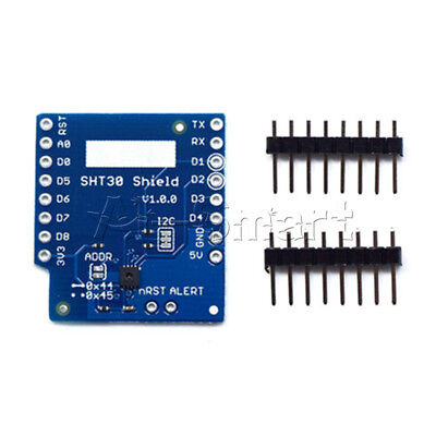 New SHT30 Shield I2C Digital Temperature and Humidity Module For WeMos D1 Mini