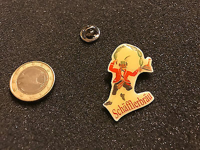 Bier Beer Pin Badge Schäfferbräu