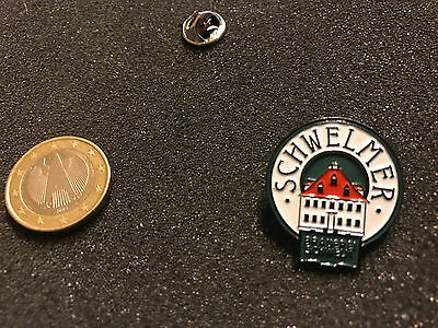 Bier Beer Pin Badge Brauerei Schwelm
