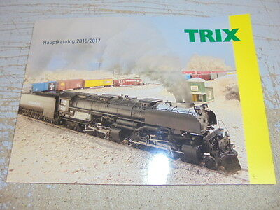 Trix 19810 Main Catalogue 2016/2017 German Issue # NEW#