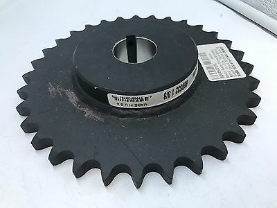 Browning 60BS32 Roller Chain Sprocket Bored-to-Size Type B Hub