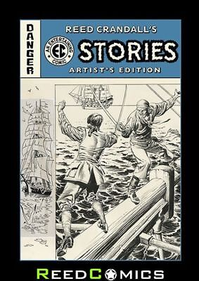 REED CRANDALL EC STORIES ARTIST EDITION HARDCOVER New Boxed Sealed Hardback