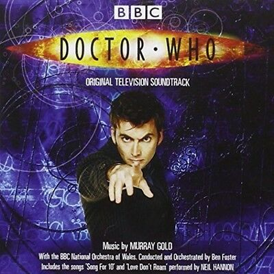 Murray Gold - Doctor Who Original Music from Series One & Two CD