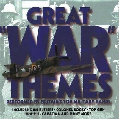 Various Artists - Great War Themes (includes the Dambusters Theme) CD