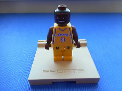 Lego NBA Figur - Bryant - Lakers