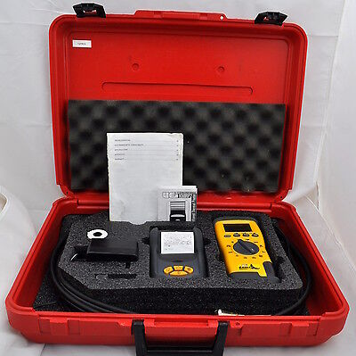 UEI C75 Combustion Analyzer Kit with Printer, Probe and Case