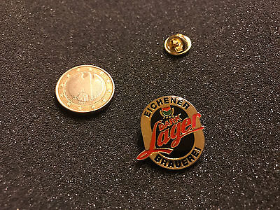 Bier Beer Pin Badge Brauerei Eichener Wappen