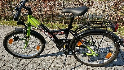kinderfahrrad mountainbike 20 zoll eur 50 00 picclick de. Black Bedroom Furniture Sets. Home Design Ideas