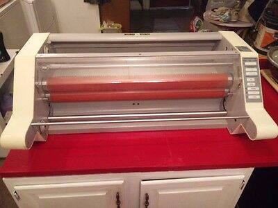 "GBC Ultima 65 -1 Heat Seal Laminator - 27"" - Save a Lot with Free Shipping!"