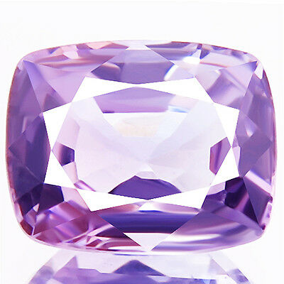 1.50ct NATURAL EARTH MINED RARE LOOSE GEMSTONES BLUISH PURPLE SPINEL FROM CEYLON