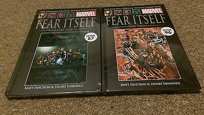 Fear Itself, Part 2. Marvel Graphic Novel
